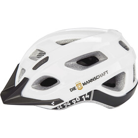 Cube Tour DFB Helmet white'black'gold